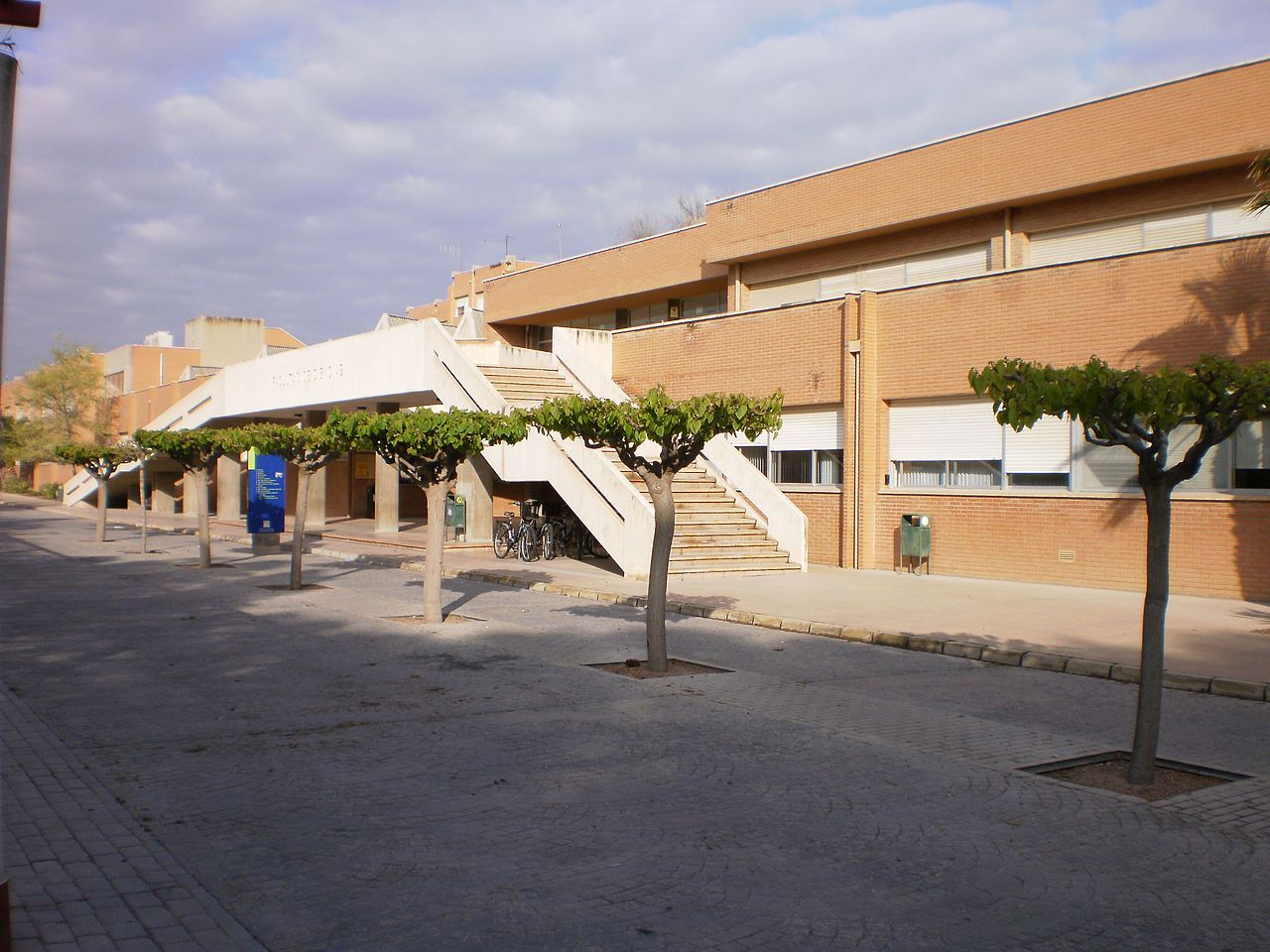 Campus of the University of Alicante 3
